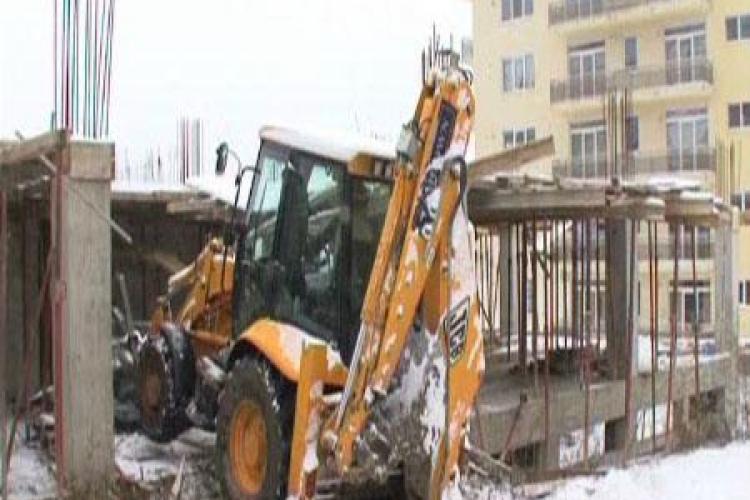 Premiera- fundatia unei cladiri din Cluj a fost demolata in urma unei sentinte judecatoresti