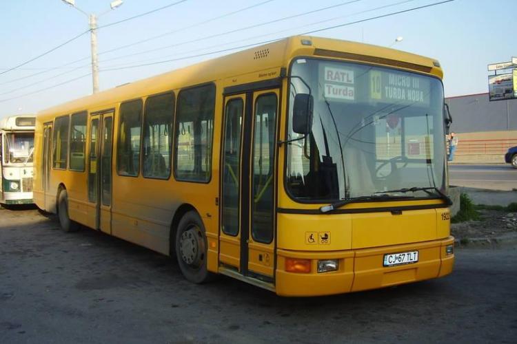 Angajatii Regiei de Transport din Turda nu vor ramane pe drumuri