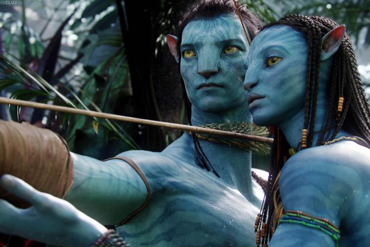 Avatar a facut la Cluj incasari de un sfert de milion de euro de la premiera