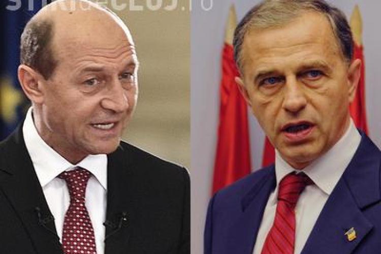 Rezultate finale provizorii: Basescu 50,33%, Geoana 49,66%
