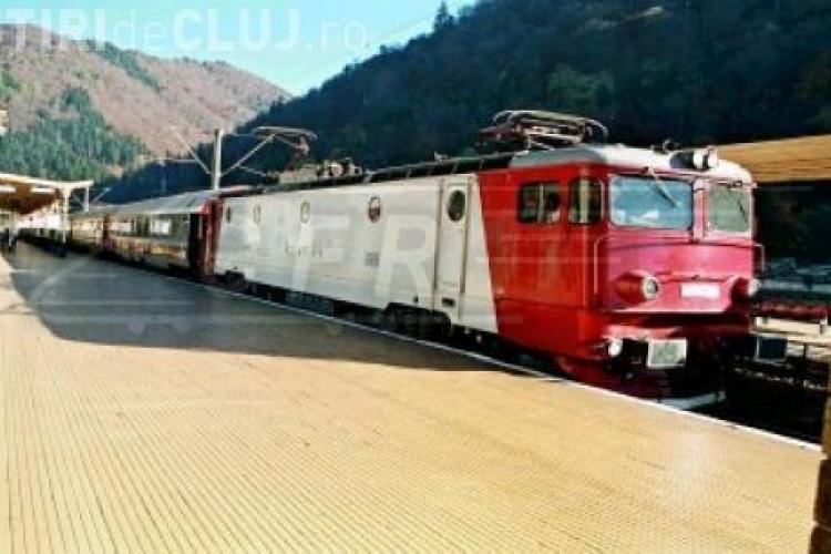 Intra in vigoare noul mers al trenurilor