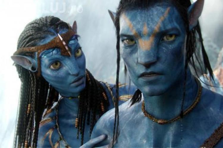 Avatar, al doilea film ca incasari din istorie, dupa Titanic