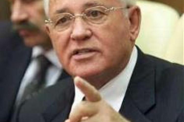 Gorbaciov nu mai vine la Gala