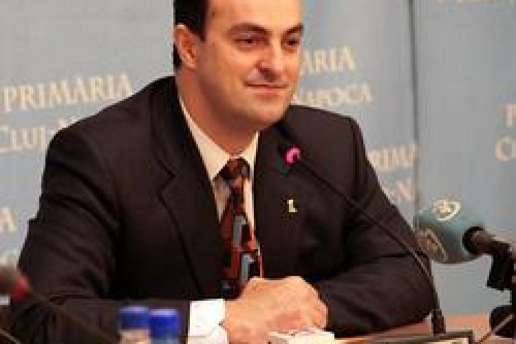 Apostu: 33 % din bugetul municipiului Cluj-Napoca pe 2010  va merge pe investitii