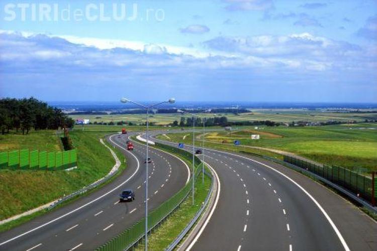 Muncitorii de la Autostrada Transilvania, trimisi acasa