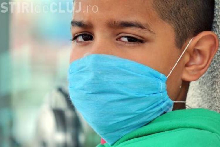 Trei cazuri noi de gripa porcina la Cluj in ultimele 48 de ore