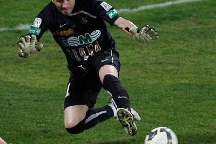Nuno Claro e ca si plecat de la CFR Cluj