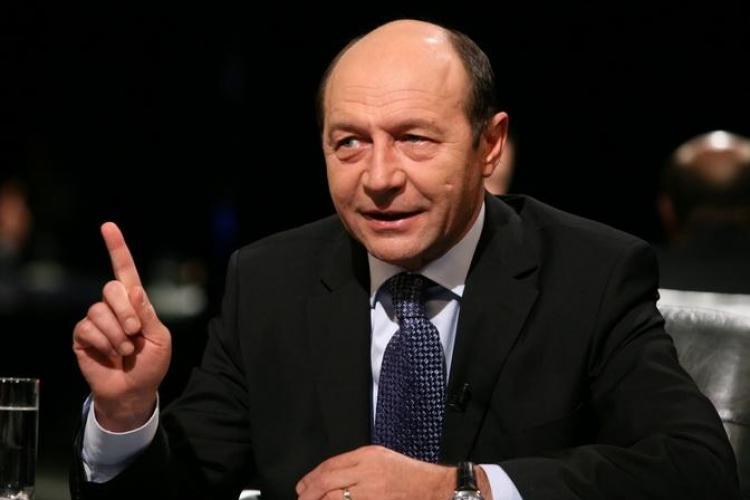 """Basescu: Daca dadeau filmul cu copilul cu trei zile inainte de alegeri era """"mortal""""-VIDEO"""