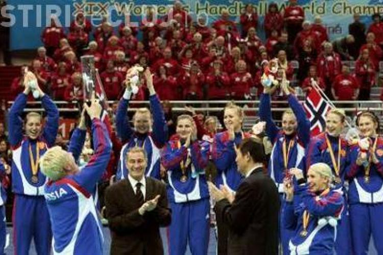 RUSIA, din nou campioana mondiala
