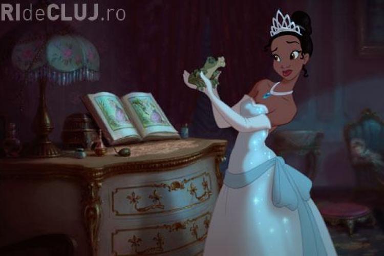 Prima printesa de culoare Disney - lansata in curand in Romania-VIDEO