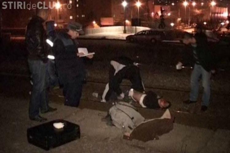 Un student a murit, iar alti doi sunt in stare de soc  dupa ce au fost loviti de un tren in halta Clujana