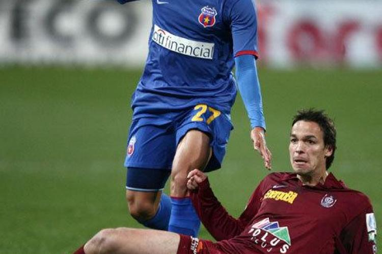 CFR Cluj mai renunta la un jucator. Andre Leao a plecat deja in Portugalia