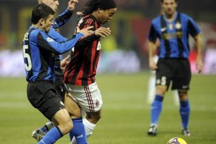 A sosit ziua revansei!  Azi se joaca Inter- Milan (in tur 4-0).