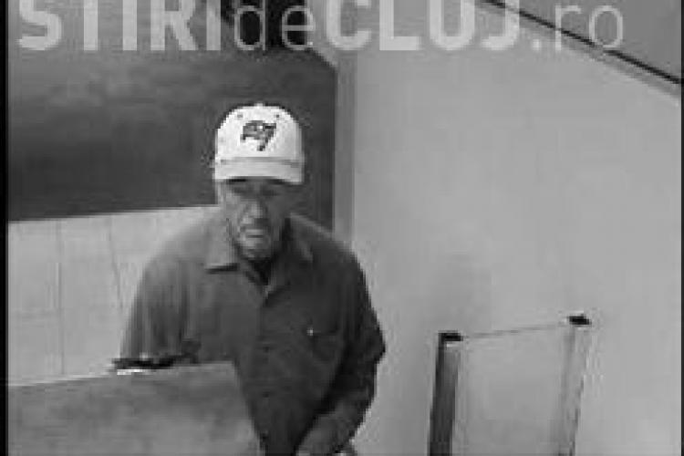 Un batran de 73 de ani arestat ca spargator de banci in serie - VIDEO