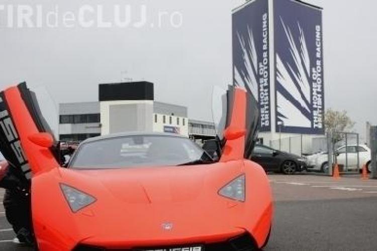 "Rusii de la ""Marussia Motors"" construiesc un bolid sport care costa de la 100.000 euro in sus - VIDEO si FOTO"