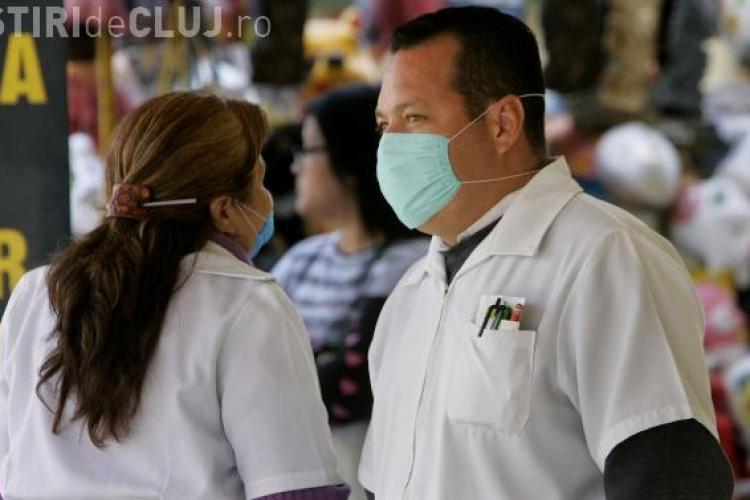Doua cazuri noi de gripa porcina la Cluj in ultimele 24 de ore. Numarul total - 208