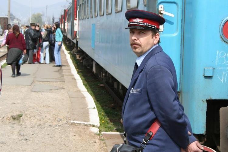250 de ceferisti din Cluj, in somaj din 1 martie