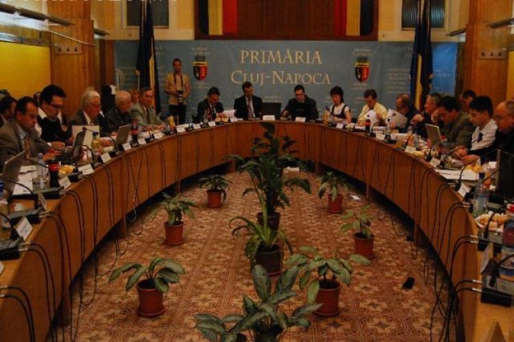 Avem buget! Municipiul Cluj-Napoca va avea la dispozitie 863 de milioane de lei in 2010