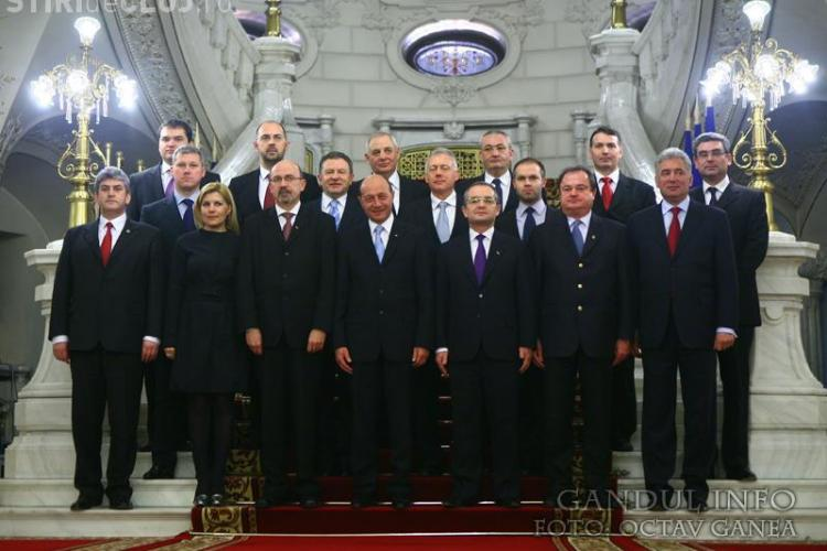 Intregul Guvern va veni la Cluj
