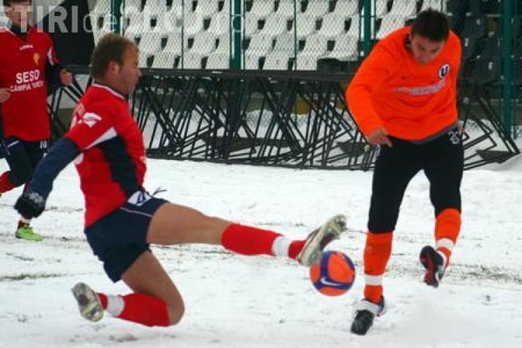U Cluj - SESO Campia Turzii 3-2