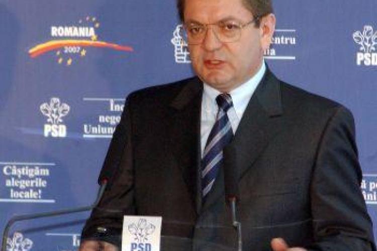 Ioan Rus: PSD functioneaza ca un SRL. (...) Eu, Dancu si Puscas nu vom participa la Congres in semn de protest