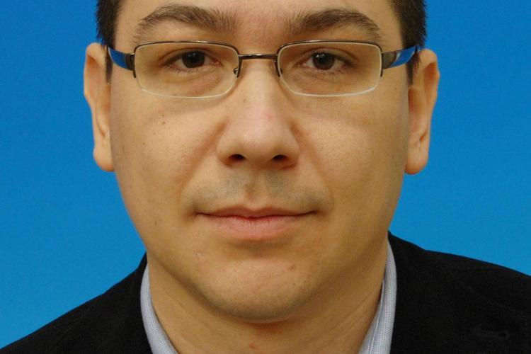 Victor Ponta este noul presedinte al PSD