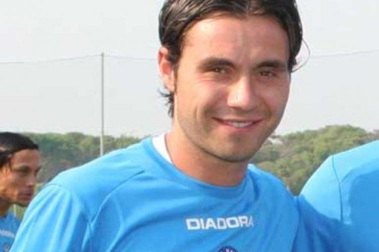 Roberto De Zerbi, jucatorul lui Napoli, a semnat cu CFR Cluj