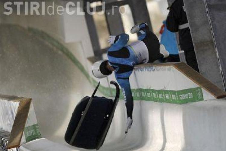 Sportivul din Georgia mort ieri la Jocurile Olimpice de la Vancouver, gasit tap ispasitor pentru accident