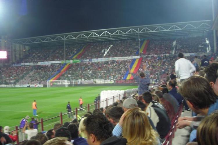 CFR Cluj a fost amendata cu 20.000 de euro de UEFA! S-ar putea ajunge la suspendarea terenului