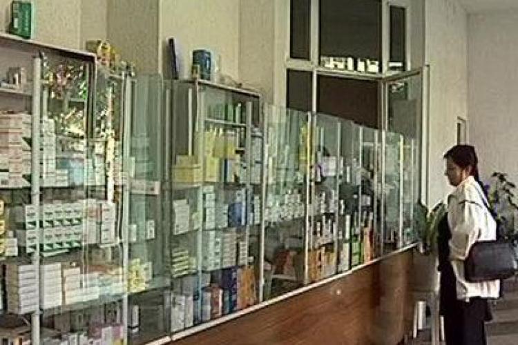 Farmaciile din Cluj, pline de datorii si la mila creditorilor