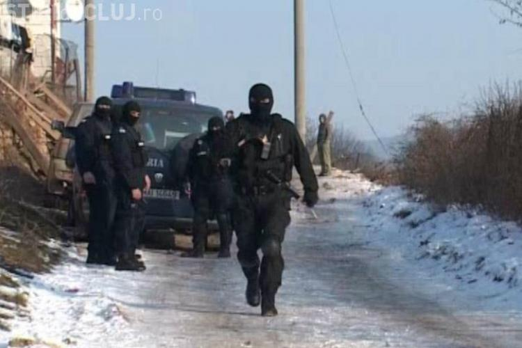Sapte persoane, cercetate penal in urma scandalului dintre tigani in localitatea Suceagu, judetul Cluj