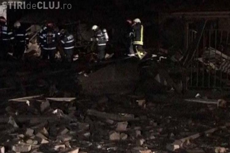 EON Gaz: Probabil, explozia de pe strada Paris din Cluj s-a produs din cauza unor scurgeri de gaz