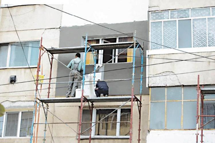 Turdenii se retrag din programul de reabilitare termica a blocurilor
