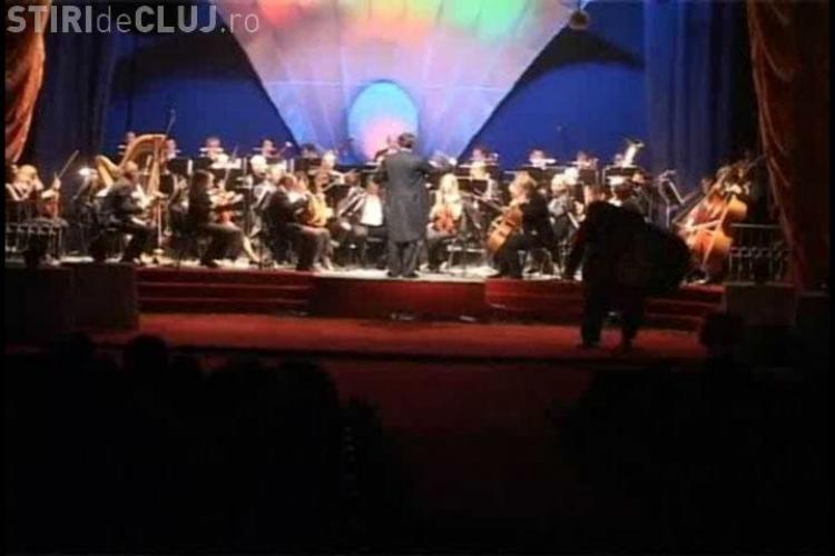Balul Operei din Cluj a fost lasat in bezna- VIDEO- artificii si spectacol Balul Operei