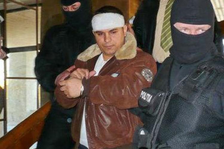Un membru al clanului Cordunenilor, arestat la Cluj