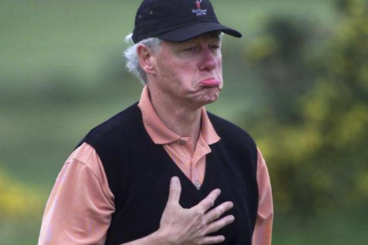 Bill Clinton spitalizat pentru probleme cardiace