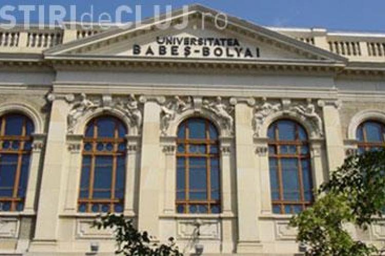 UBB Cluj pe 600 in lume, spune Andrei Marga
