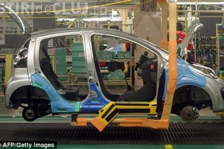 Citroen si Peugeot cheama in service 100.000 de autoturisme, din Europa, care au probleme la pedala de acceleratie