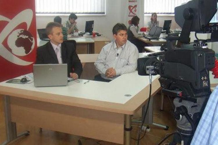 Realitatea TV Cluj renunta la 6 angajati. Cei care raman au salariile diminuate