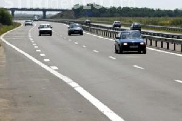 Drumul National de la Dej la Bistrita a fost receptionat