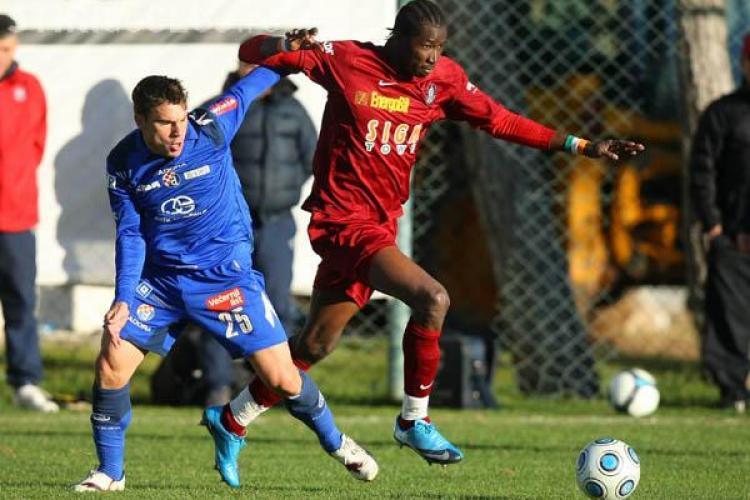 CFR Cluj zdrobita cu 4 - 0 de Dinamo Zagreb
