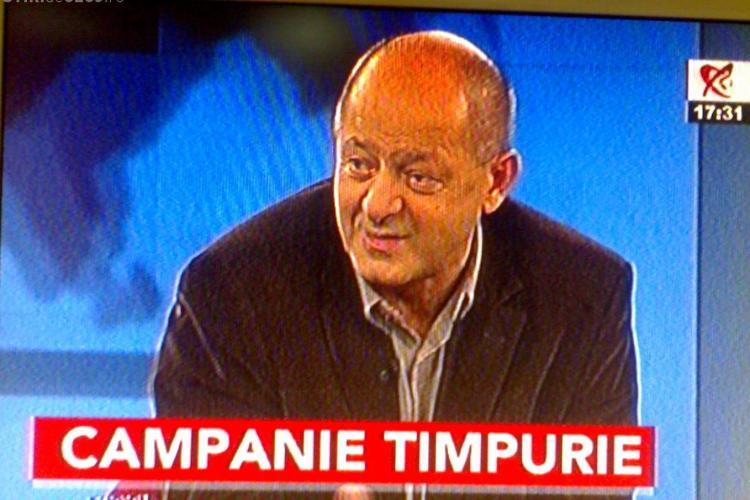 Tatulici, sef peste statiile locale Realitatea TV, inclusiv cea de la Cluj