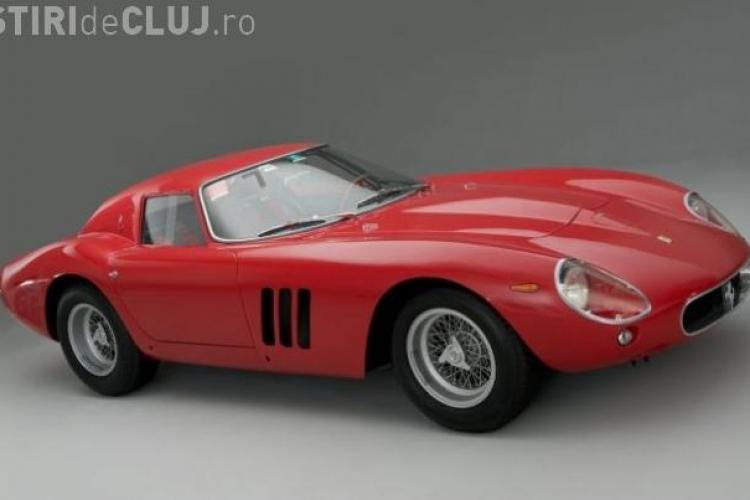 Un model Ferrari 250 GTO, din 1963, va fi scos la licitatie cu 20 de milioane de dolari