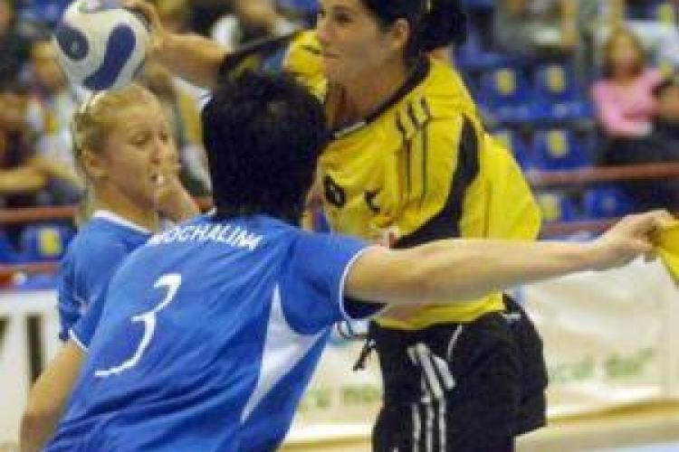"""Oltchim - victorie in """"Grupa mortii"""" din Liga Campionilor"""