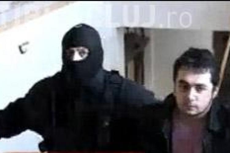 Unul dintre suspectii retinuti pentru jaful de la Banca Transilvania a declarat ca este nevinovat-Vezi VIDEO