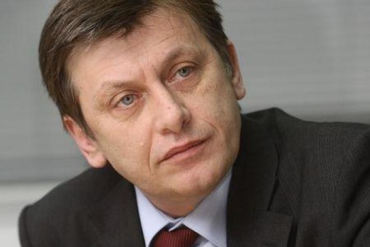 Crin Antonescu: S-ar putea sa renunt la functia de prim-vicepresedinte al PNL