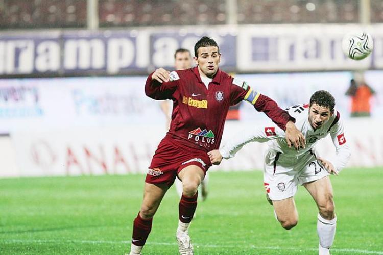 Start cu dreptul in Antalya. CFR Cluj - Wiener Neustadt 3 - 2