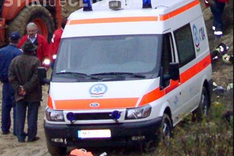 Un microbuz romanesc a fost implicat in Ungaria intr-un accident cu sapte victime