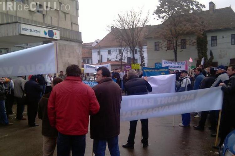 Angajatii Romtelecom afectati de disponibilizari vor primi salarii compensatorii in valoare de 14 mii de euro