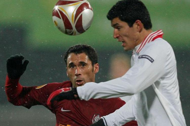 CFR - Kapfenberg 3-0, in al doilea meci de pregatire din Antalya